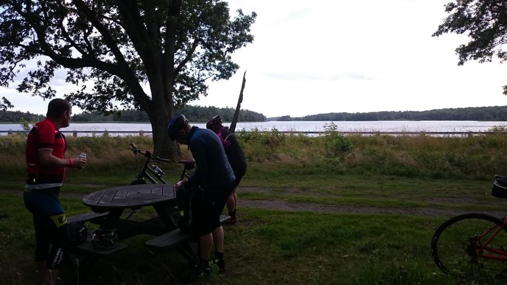 Ca 17 km norr om Urshult